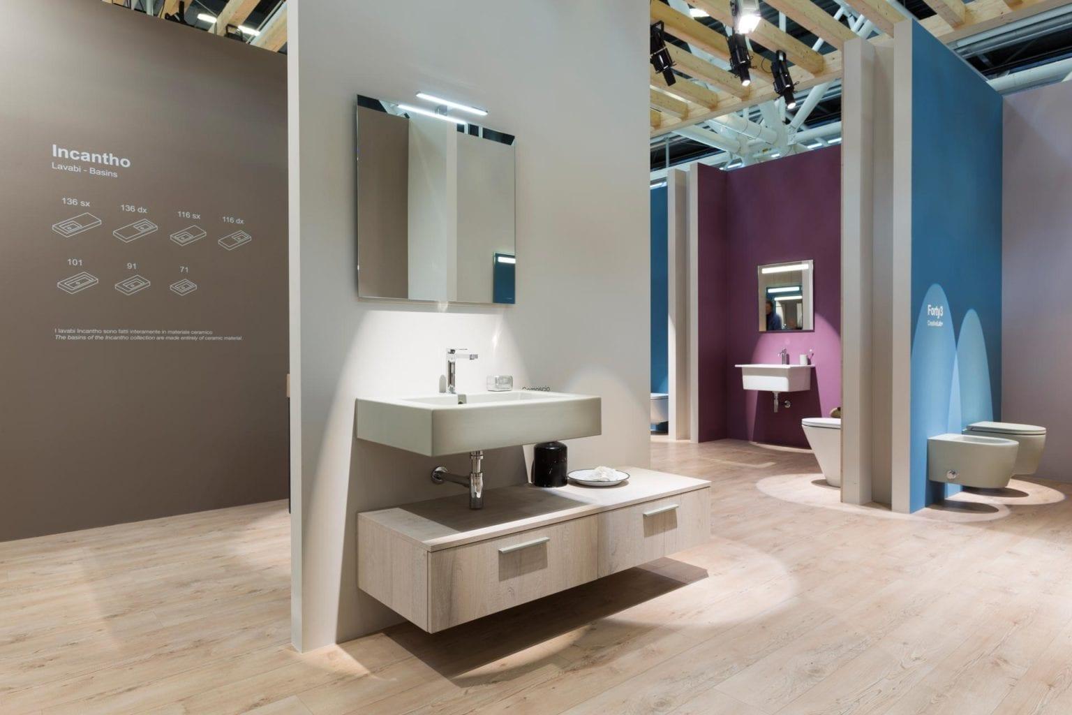 Globo Cersaie 2015 exhibition interior design 06