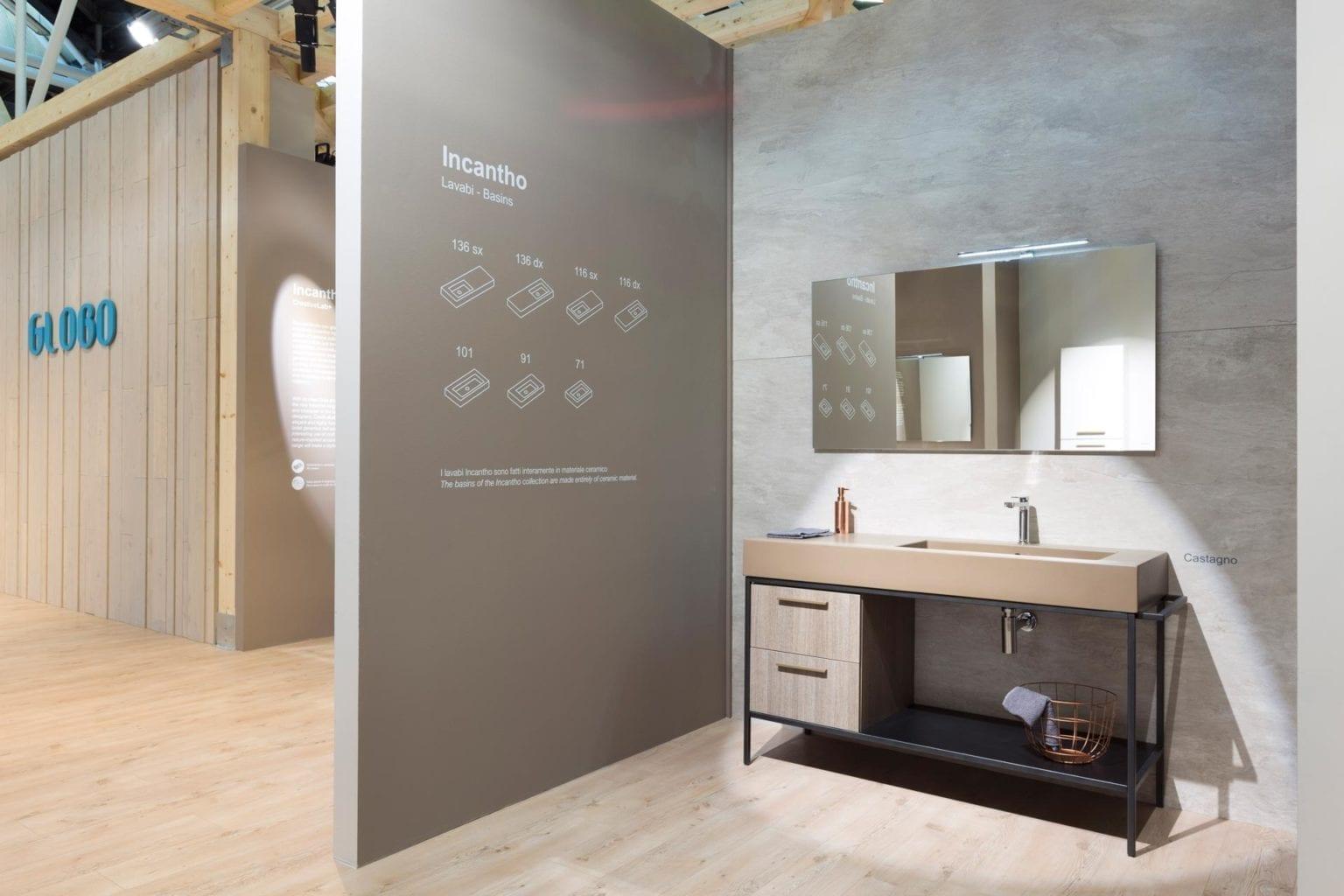 Globo Cersaie 2015 exhibition interior design 03