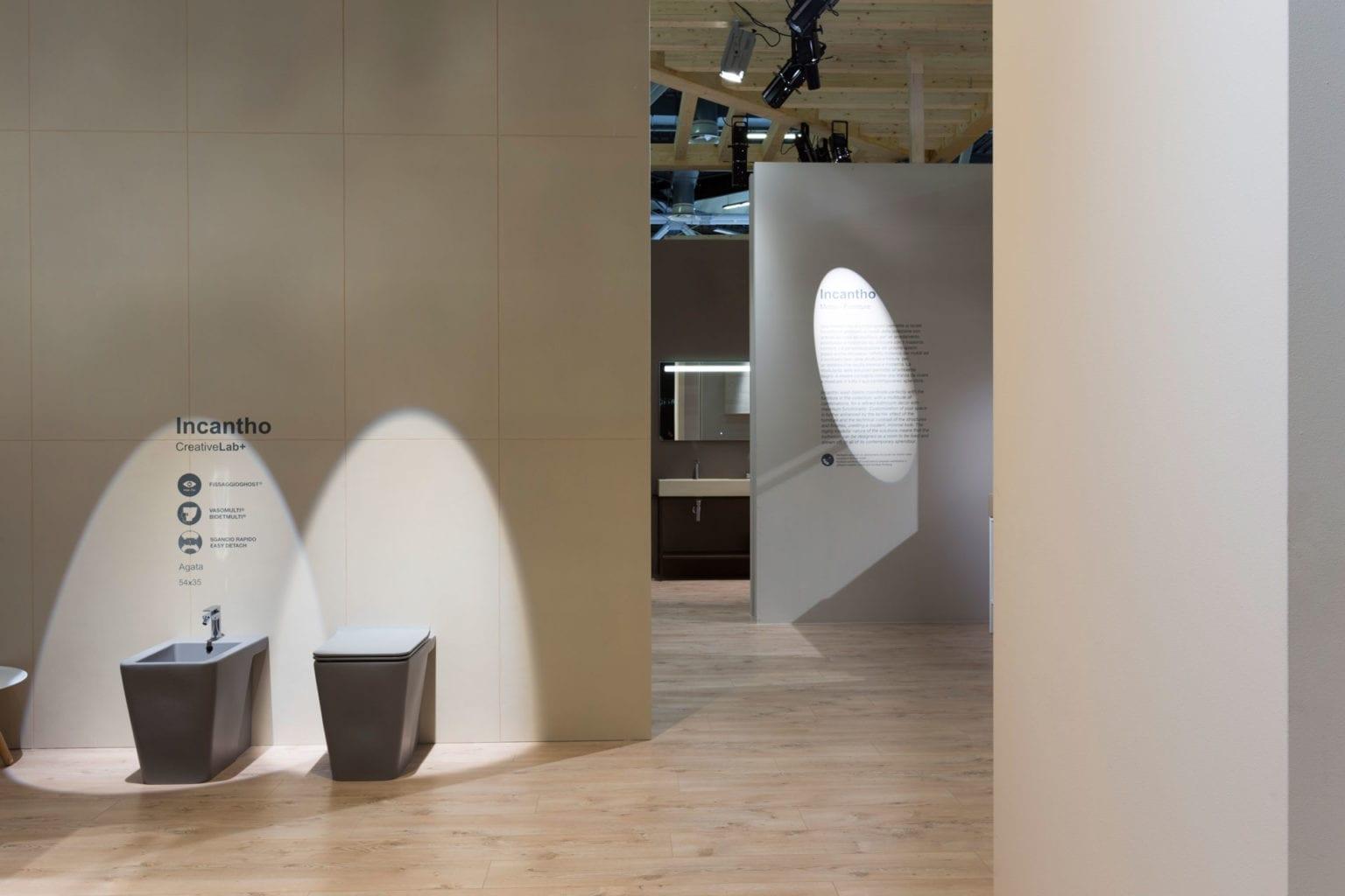 Globo Cersaie 2015 exhibition interior design 08