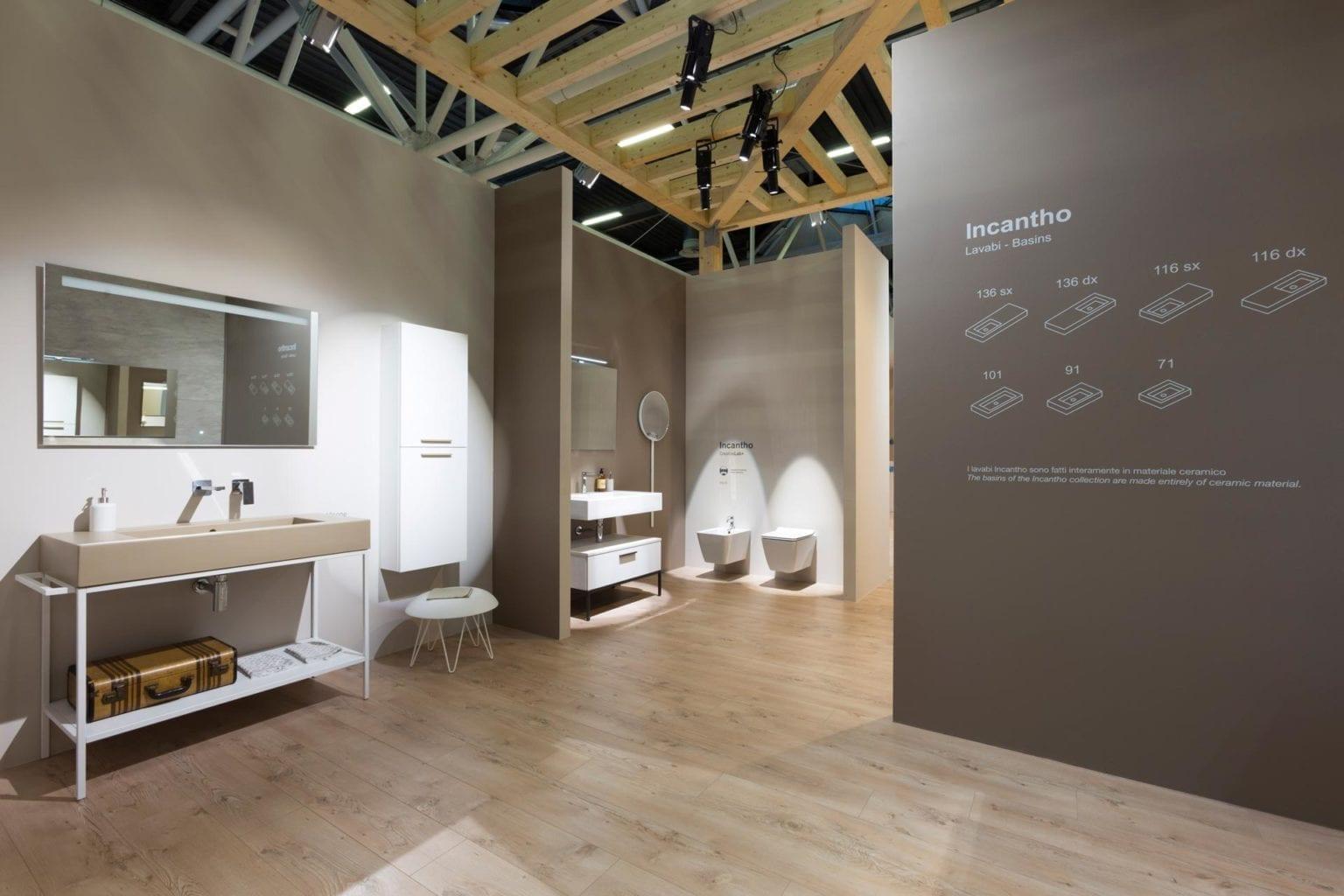 Globo Cersaie 2015 exhibition interior design 09
