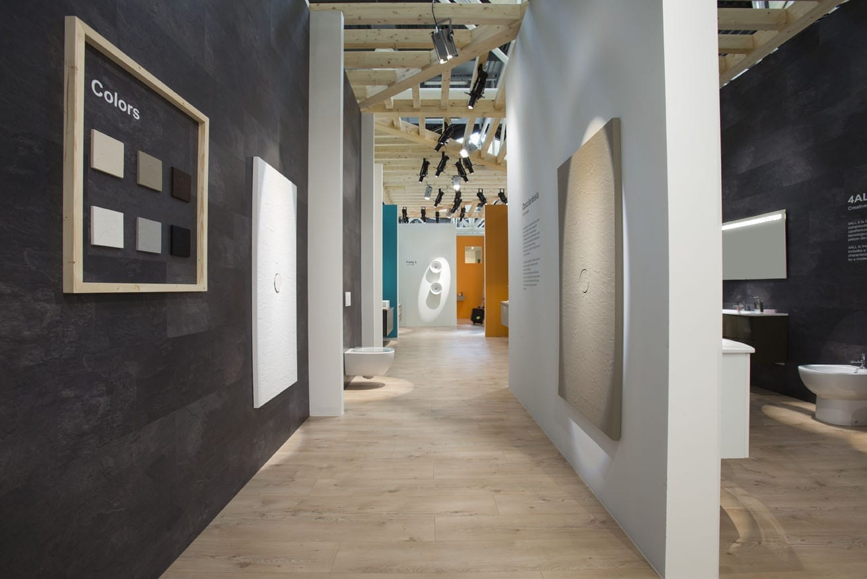 Globo Cersaie 2014 exhibition interior design 05