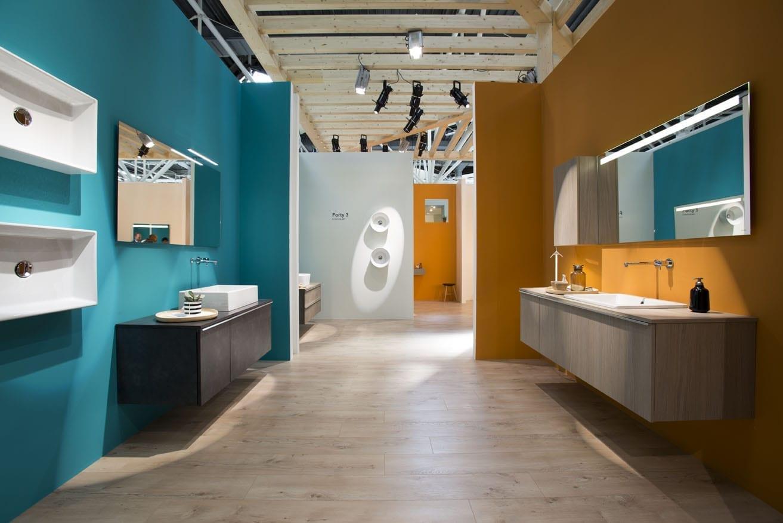Globo Cersaie 2014 exhibition interior design 02