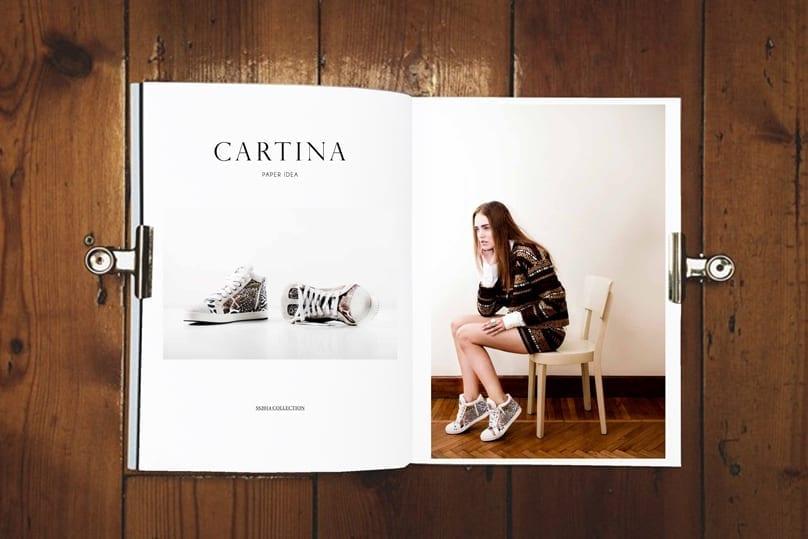 Cartina la donna 2015 art direction catalogue 03