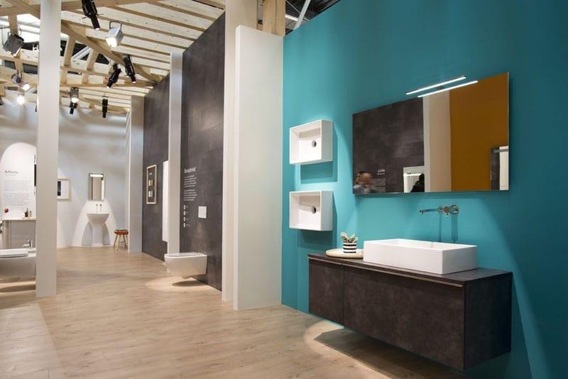 Globo Cersaie 2014 exhibition interior design 12