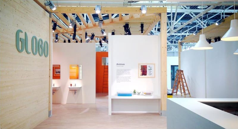 Globo Cersaie 2014 exhibition interior design 03