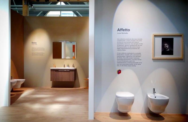 Globo Cersaie 2014 exhibition interior design 11