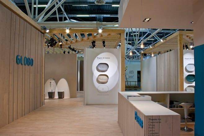 Globo Cersaie 2015 exhibition interior design 07