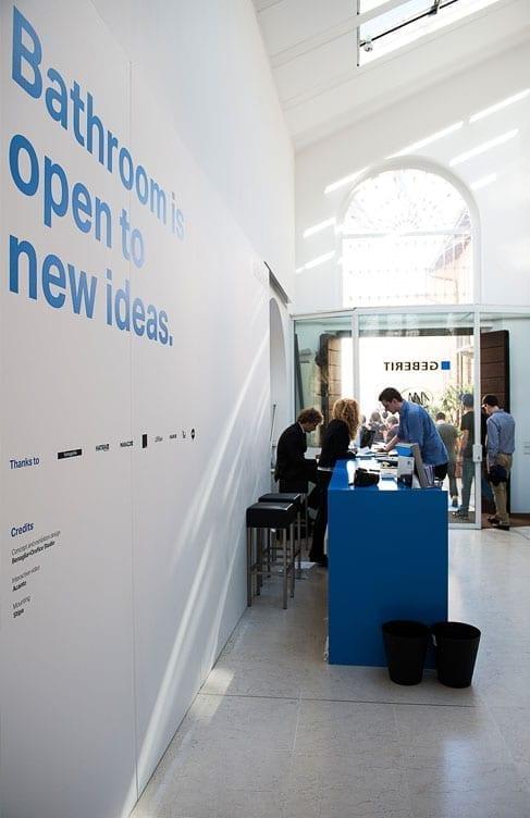 Geberit Fuorisalone 2013 exhibition interior design 08