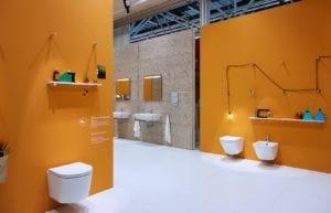 Globo Cersaie 2013 exhibition stand design Bologna 02