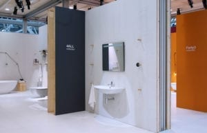 Globo Cersaie 2013 exhibition stand design Bologna 10