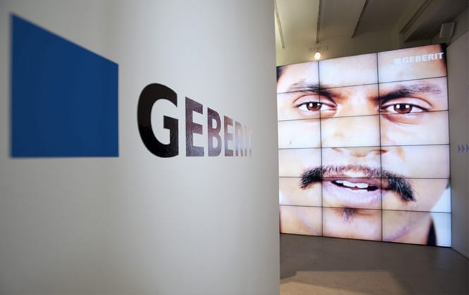 Geberit Fuorisalone 2012 Art Direction and Interior design 06