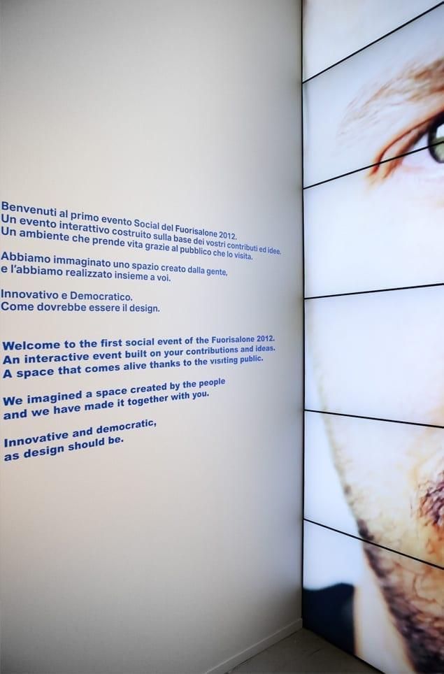 Geberit Fuorisalone 2012 Art Direction and Interior design 08