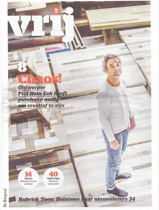 Press Domenico Orefice Vrijmagazine_NL_2018