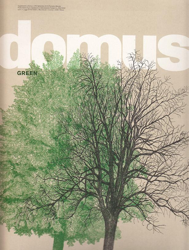 Press Domenico Orefice Domus-Green Settembre 2013