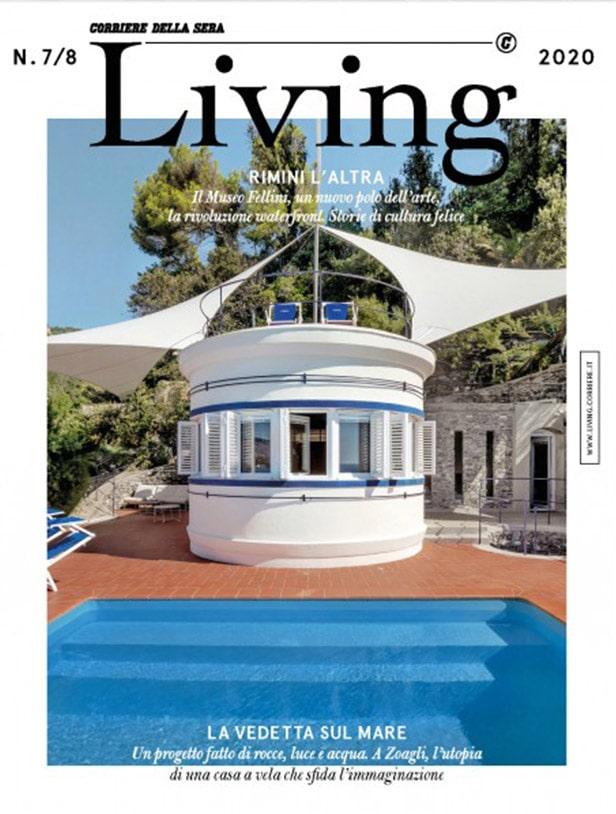 Press Domenico Orefice Living 2020