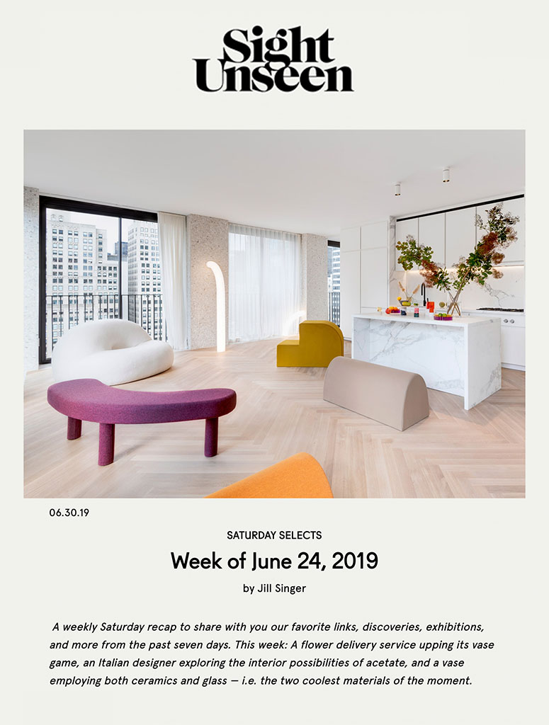 Press Domenico Orefice Designboom 2019