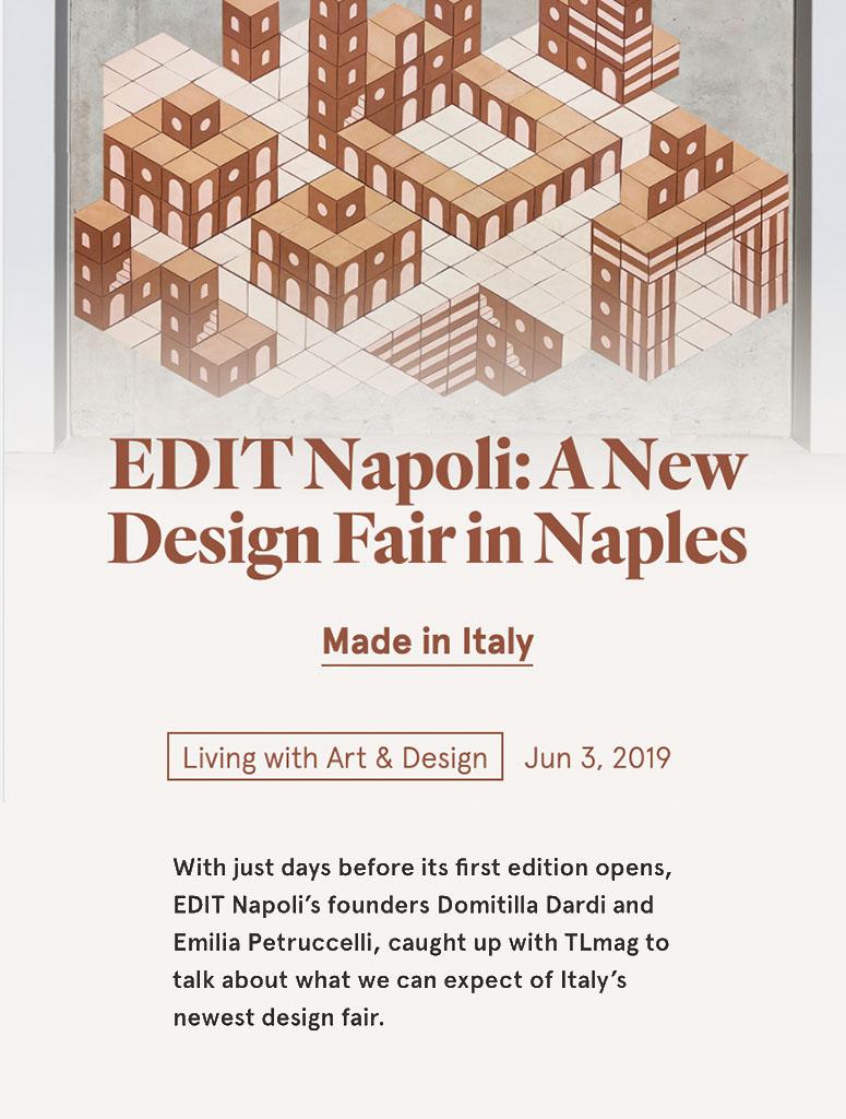 Press Domenico Orefice TL Magazine 2019